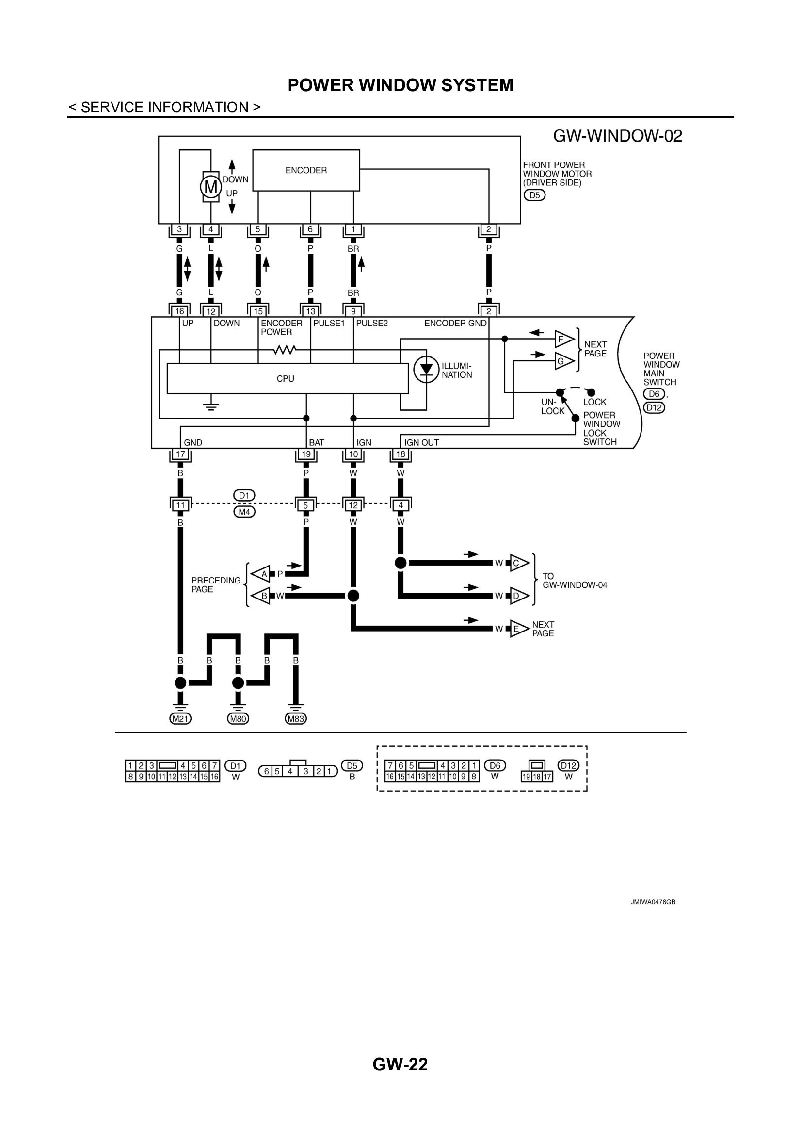 Delco Model 16221029 Wiring Schematic