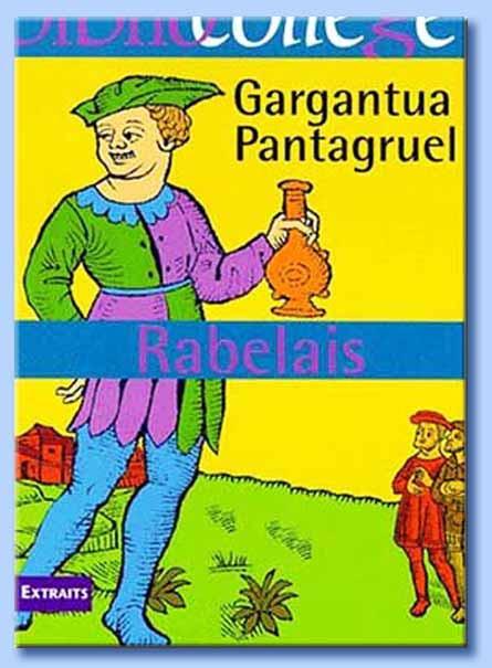 gargantua e pantagruel - françois rabelais