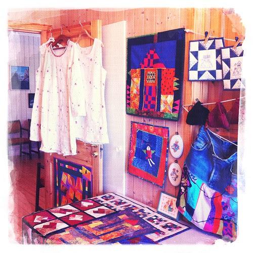 sommerlig utstilling #4