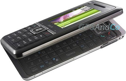 Asus M930W PDA-phone