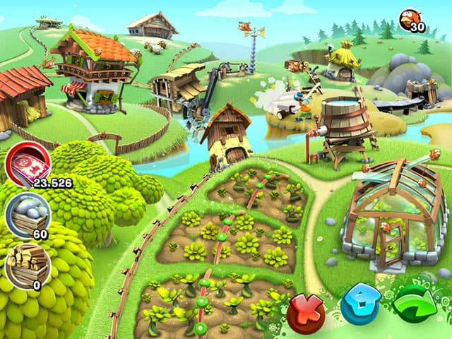 Green Valley: Fun on the Farm Free PC Game Screenshot