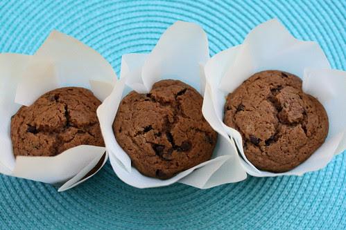 Coffee Break Muffins
