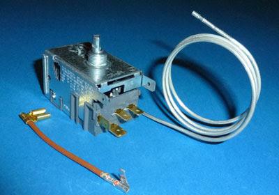 Smeg Kühlschrank Thermostat Tauschen : Kühlschrank thermostat wechseln bauknecht smeg kühlschrank