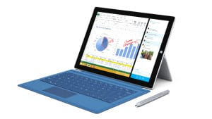 Top five laptops based on Microsoft's new Windows 10 operating system