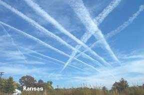 Chemtrails over Kansas