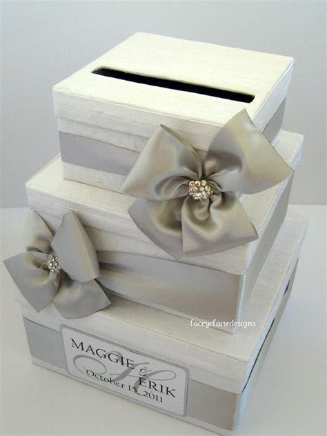 81 best images about CARD BOX on Pinterest   Money holders