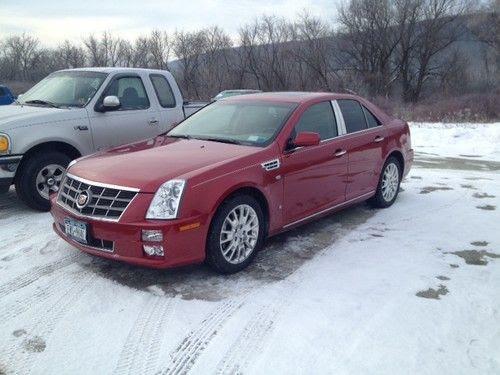 Find used 2009 Cadillac STS AWD in Rochester, New York ...
