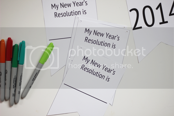 New Years Blogging Resolutions