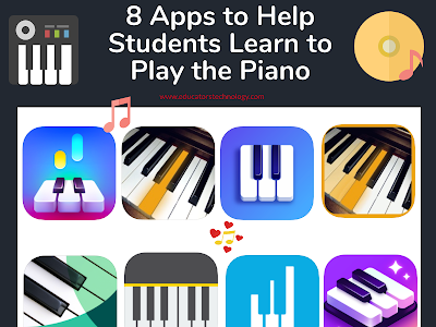 8 Good Apps to Help Students Learn to Play the Piano