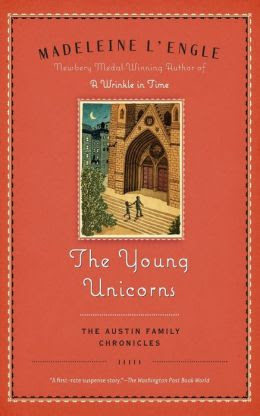 The Young Unicorns (Austin Family Series #3)