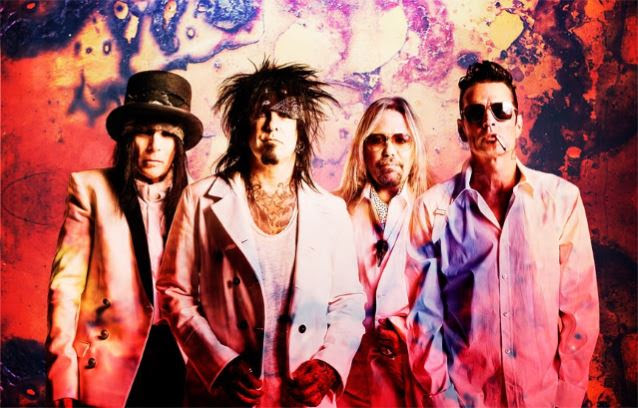 MÖTLEY CRÜE Sued By 2014 Tour Openers THE RASKINS For $30 Million