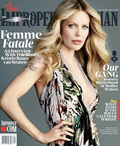 Van  Bauer Kristin nackt Straten Angelina Jolie