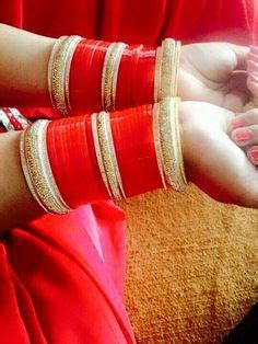 Chura ceremony for Punjabi bride, Sikh bride   Indian