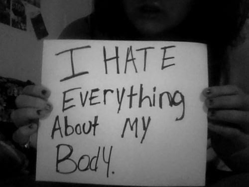 Pictures Of I Hate My Body Quotes Kidskunstinfo