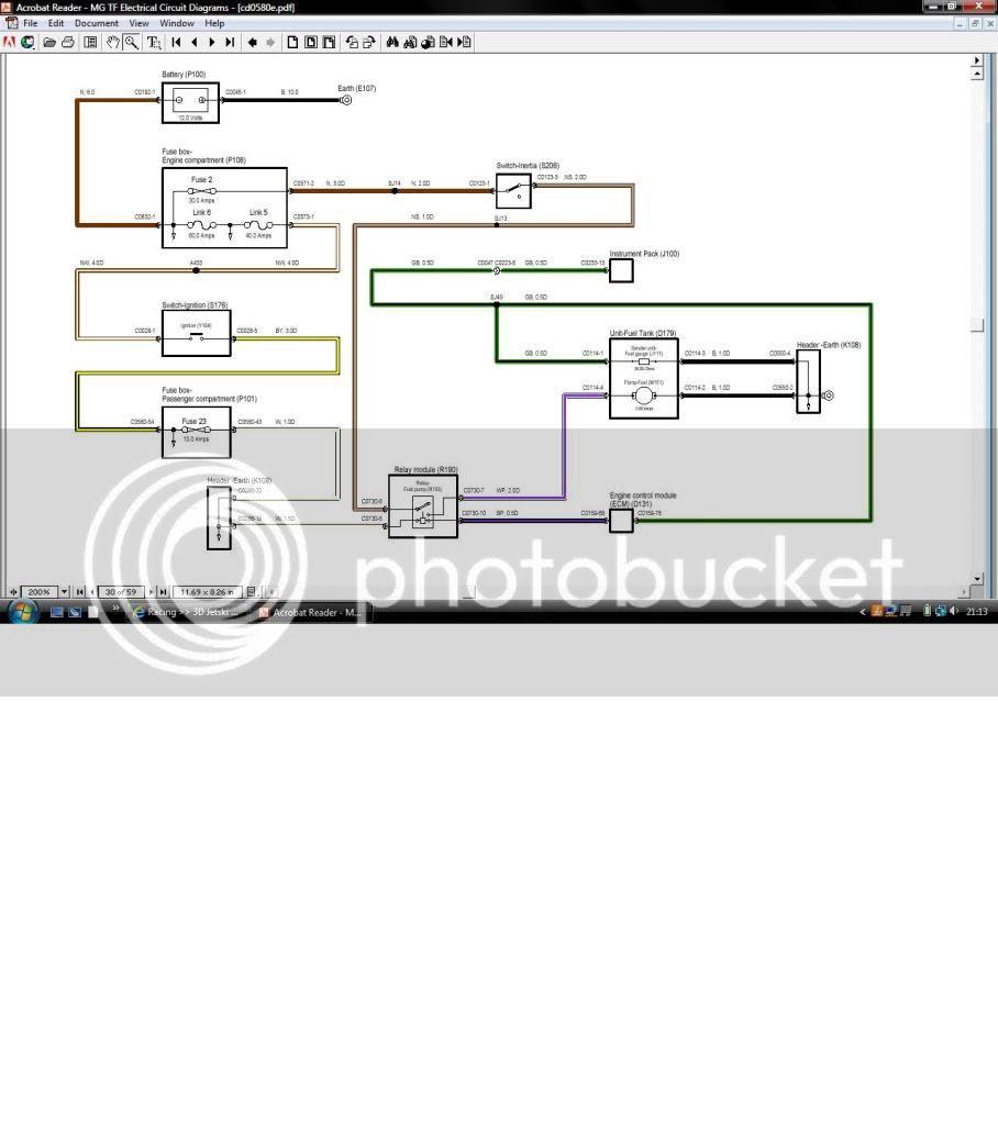 Td Wiring Diagram