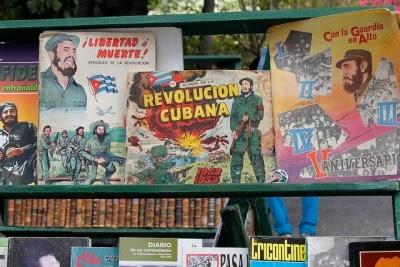 Cuba: Cinco anos decisivos