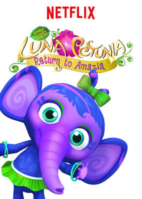 Luna Petunia: Return to Amazia - Season 1