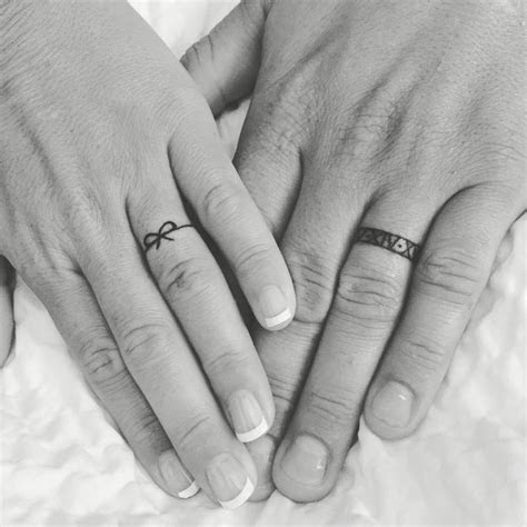 25  Best Ideas about Husband Wife Tattoos on Pinterest