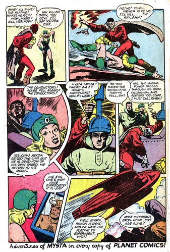 Planet Comics 47 - Mysta (March 1947) 07