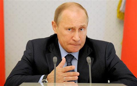 Ukraina, Kiev, Kremlin, Vladimir Putin
