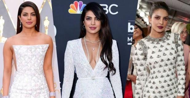 Priyanka Chopra Jonas is proving that she has immense love for colour 'White'