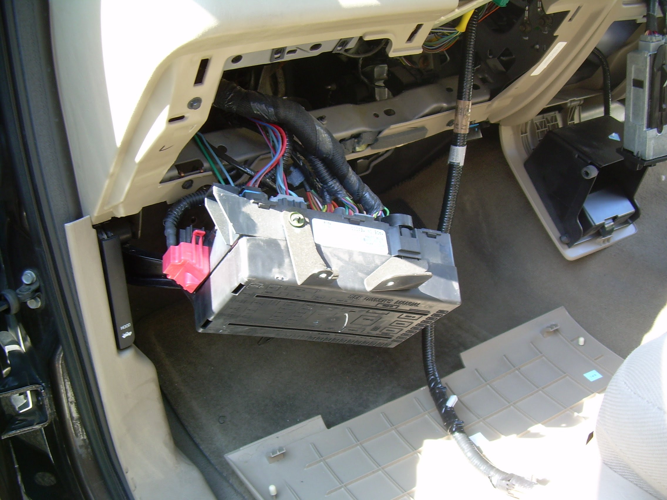 Circuit Electric For Guide  2007 Ford F350 Diesel Fuse Box