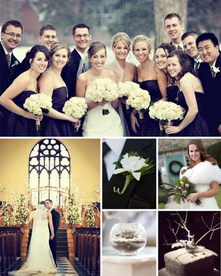Winter Wedding Colors: Emms's Blog: I Have Been Researching Winter Wedding Colors