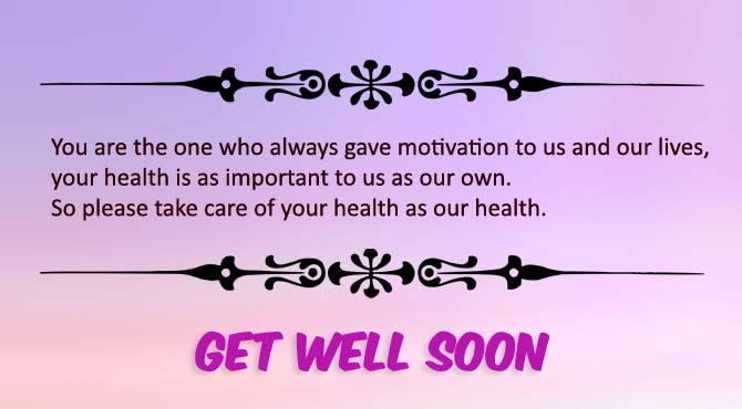 Get Well Soon Messages For Boss Wishes4lover
