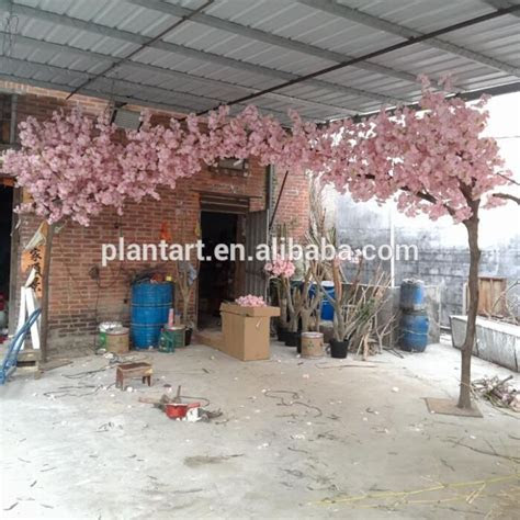 2016 Factory wholesale lifelike artificial cherry blossom