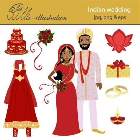 Saree clipart hindu wedding   Pencil and in color saree