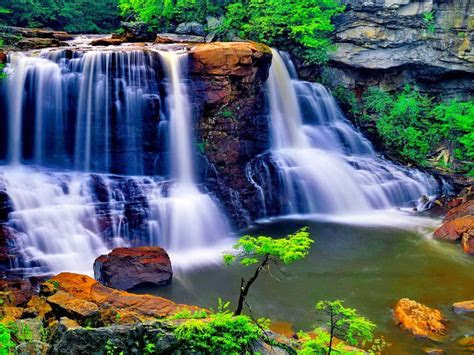 hd wallpapers   water fall hd wallpapers