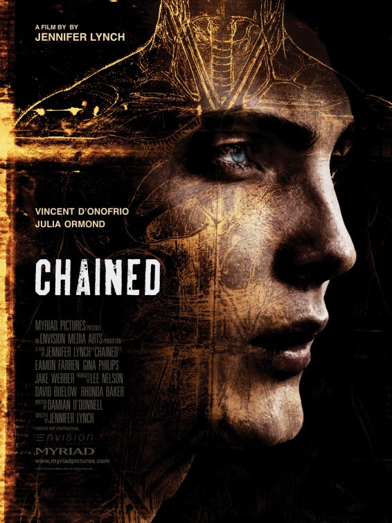 Risultati immagini per chained movie poster