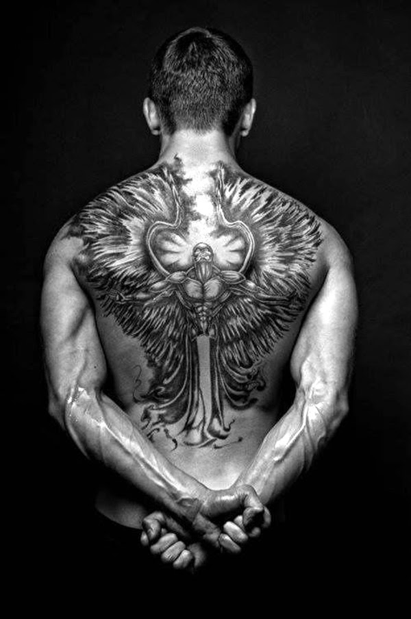 Tatuajes Espalda Blog De Tatuajes Hombre