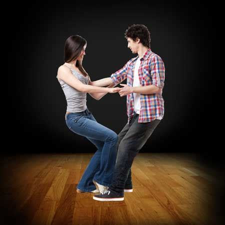 Learn How to West Coast Swing Dance Lessons   Rockin Horse