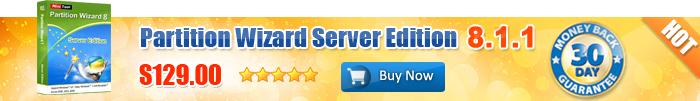 Partisi Wizard Server Edition 7.6