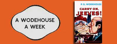 A Wodehouse a Week header