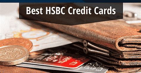 5 Best HSBC Credit Cards (2019)