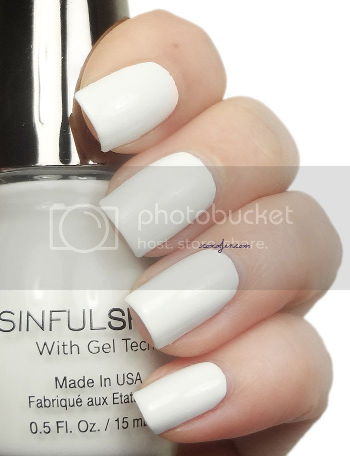 xoxoJen's swatch of Wisp from Sinful Colors