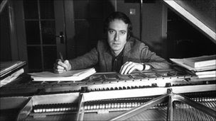 John Barry, pictured in 1967