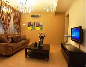 dekorasi rumah flat sempit