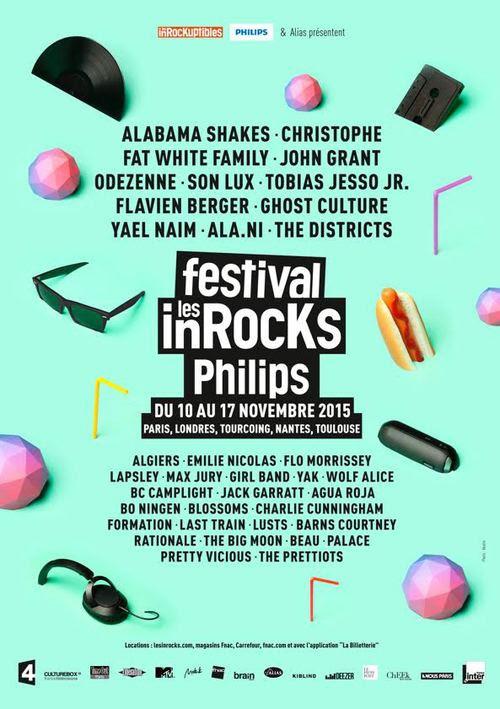 Festival les in Rocks Phillips