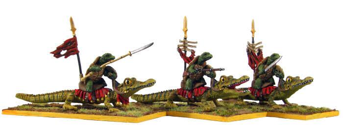 Mounted Turtles