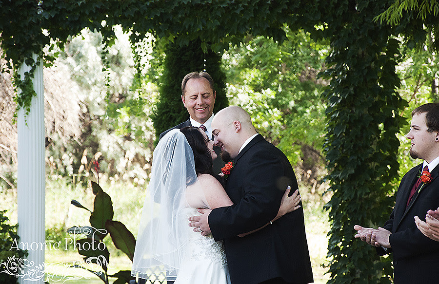 Macyn and James - Married