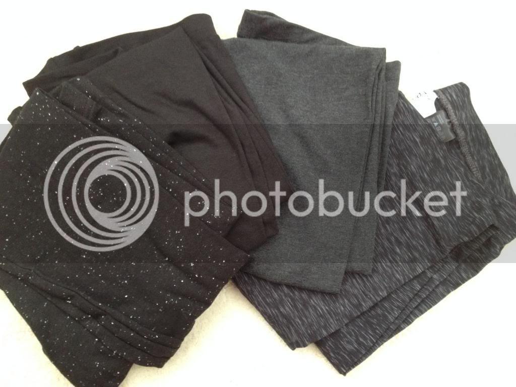 H&M Basics leggings