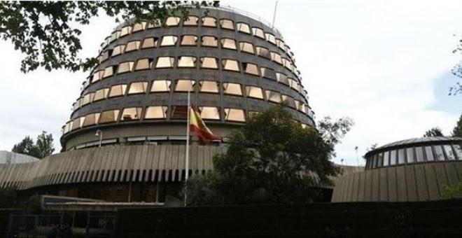 Tribunal Constitucional/ Europa Press