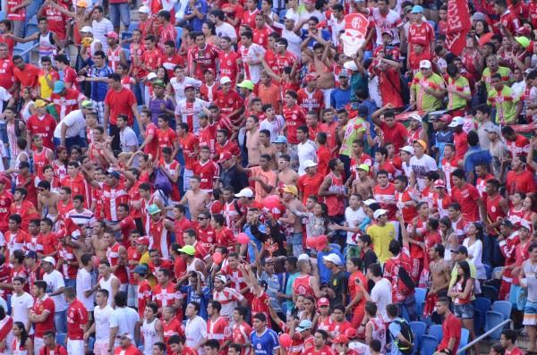 Torcida do América teve acesso à maioria dos ingressos colocados à venda para jogo da quarta-feira