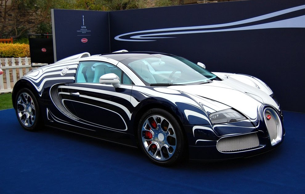 Bugatti Veyron Grand Sport LOr Blanc Photos Drive