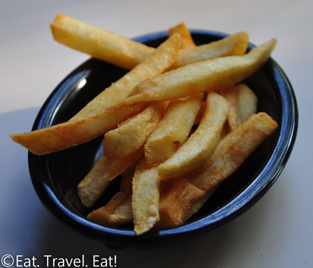 UC Irvine Pippin Commons- Irvine, CA: French Fries