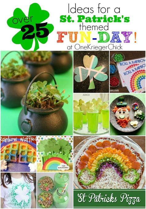 1000  images about St. Patrick's Day Ideas for Kids on