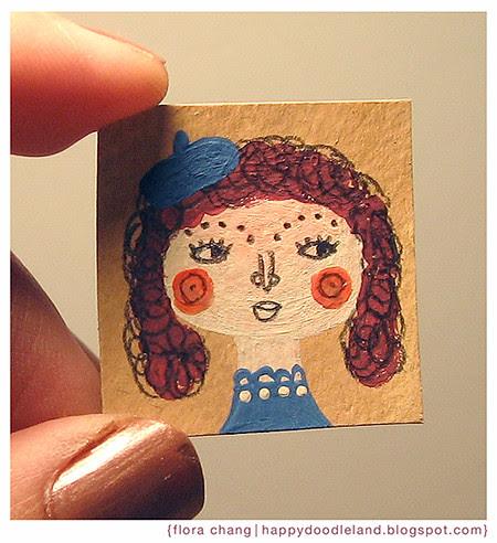 3x3: Girl in Blue